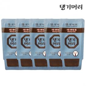 쉐이빙크림(댕기머리4ml/일회용)