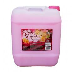 섬유유연제 (20L 향기속으로)