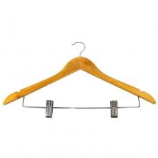원목옷걸이(1.2cm 집게형)