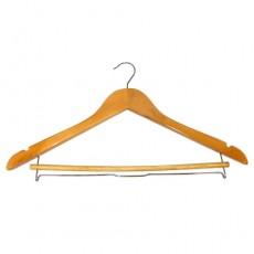 원목옷걸이(2cm바형)