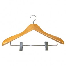 원목옷걸이(4cm 집게형)