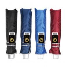 우산(도브3단/폴리무지실버 수동)